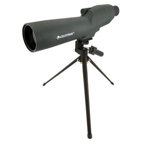 Luneta terestra Celestron UpClose Zoom 60mm, unghi drept