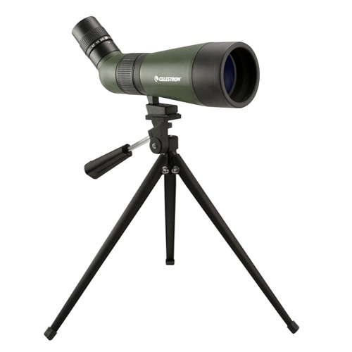 Luneta terestra Celestron LandScout 60, 45 grade imagine spy-shop.ro 2021