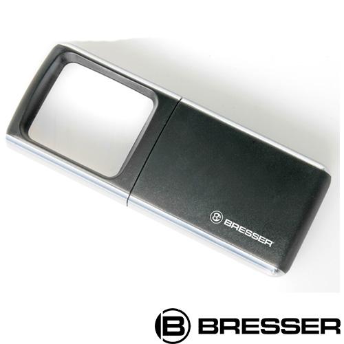 LUPA CU GLISARE 3X BRESSER 6919000