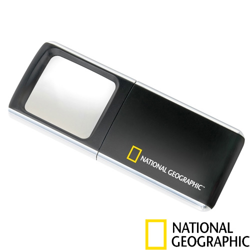 LUPA CU GLISARE 3X NATIONAL GEOGRAPHIC 9058000