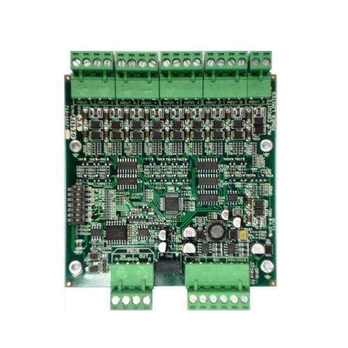 Modul de extensie 10 intrari Advanced MxPro5 MXP-537, programabile, monitorizate, PC-NET-003