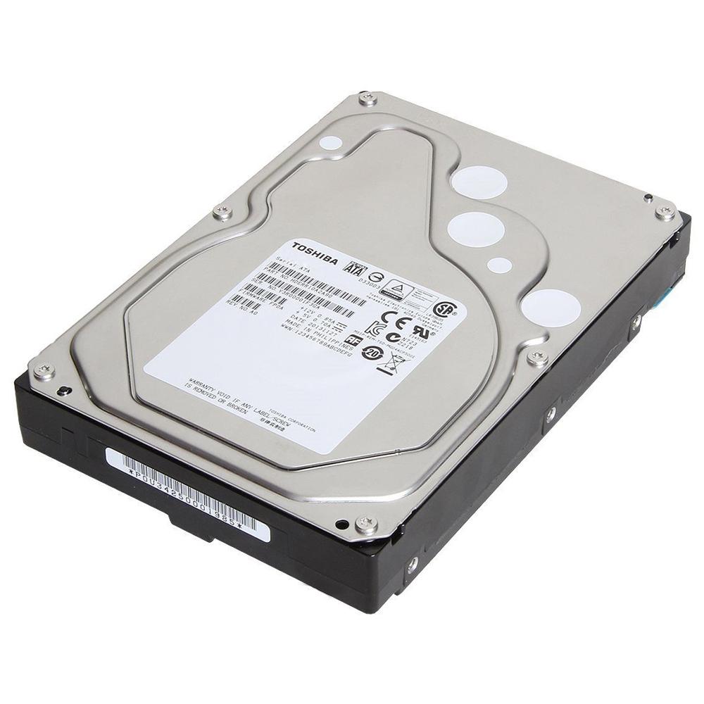 HARD DISK 4TB 7200RPM 128MB TOSHIBA MC04ACA400E