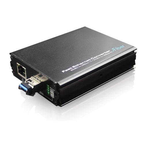 Media convertor UOF7201E, 100 Mbps, 1 port SFP imagine spy-shop.ro 2021
