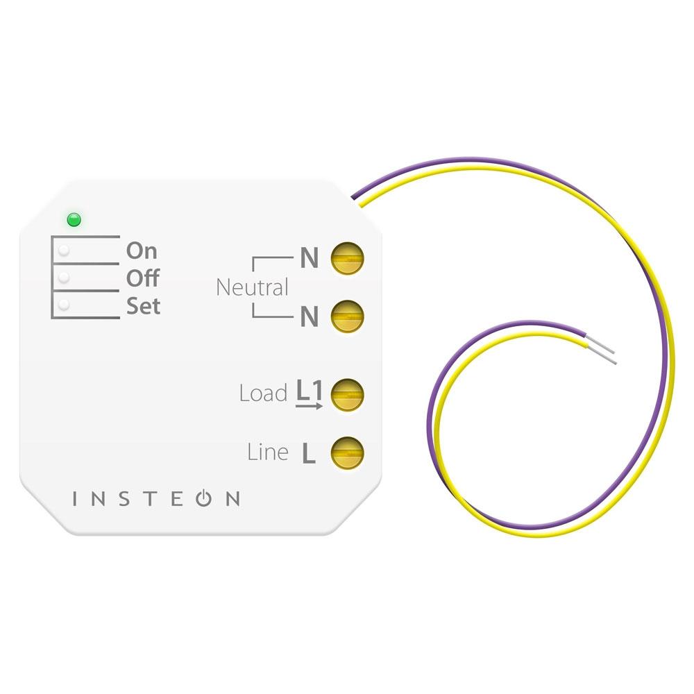 Micro modul variator smart home INSTEON 2442-422, 50/60 Hz, 45 m imagine spy-shop.ro 2021