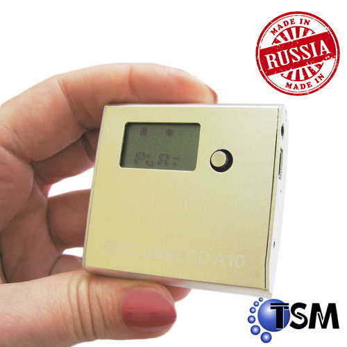 MICRO REPORTOFON DIGITAL PROFESIONAL 8GB TSM EDIC-MINI LCD A10