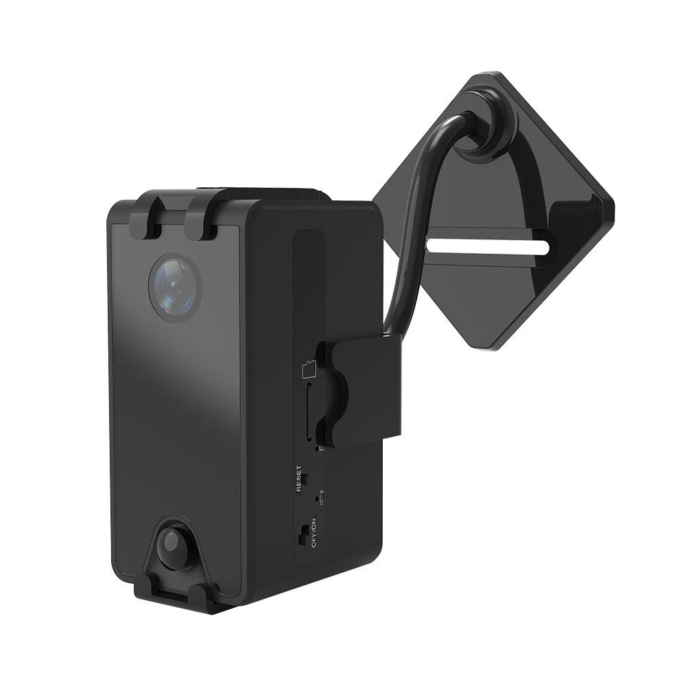 Microcamera IP WiFi Aishine AI-LS002, 2 MP, IR 5 m, detectia miscarii imagine spy-shop.ro 2021