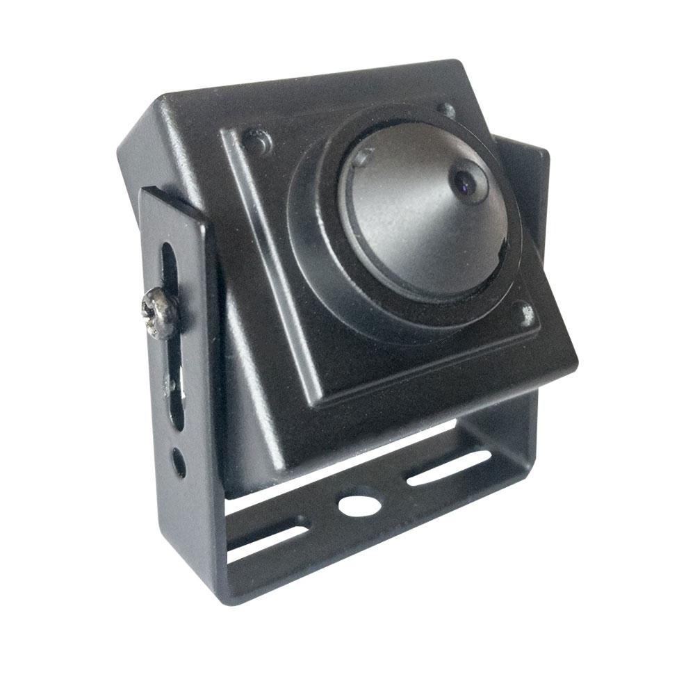 Microcamera video de interior Acvil LMCM25HTC130S, 1.3 MP, 3.7 mm imagine spy-shop.ro 2021