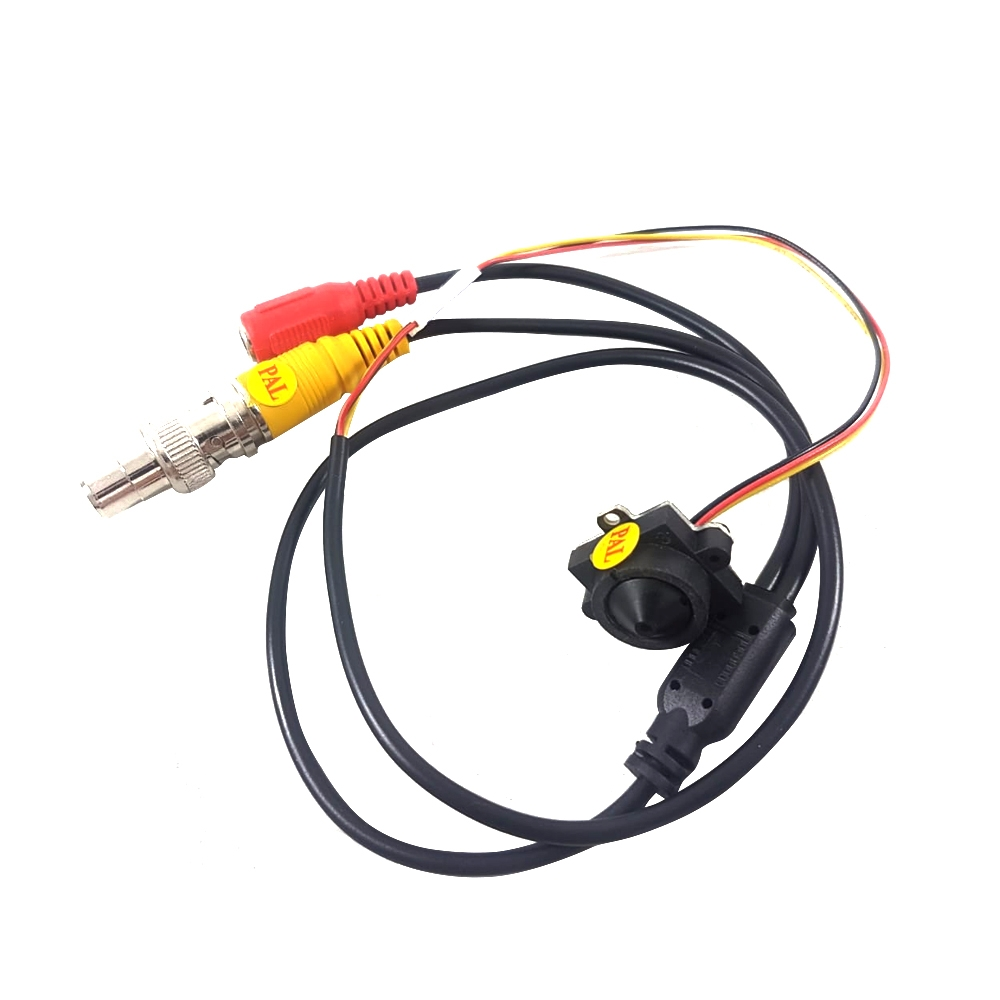 Microcamera video pinhole MC495P, 520 LTV, 3.6 mm imagine spy-shop.ro 2021
