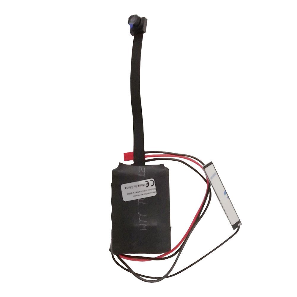 Microcamera WiFi S06K, 4K, detectia miscarii, control de la distanta, slot card, autonomie 8 ore