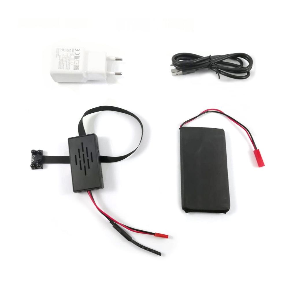 Microcamera WiFi SS-MC21NB, 2 MP, night vision