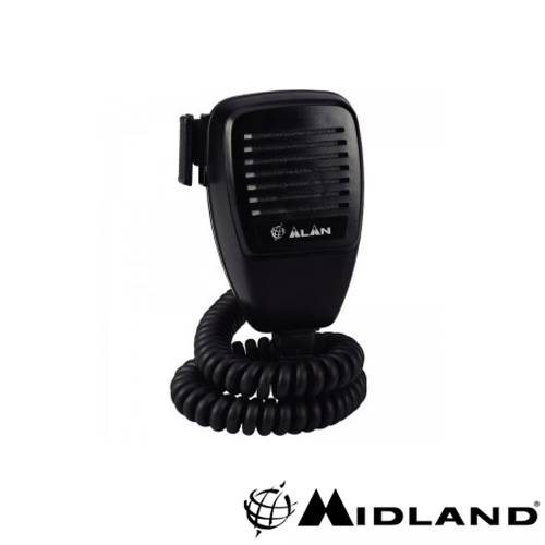 MICROFON PENTRU STATIE RADIO HMX06/HMX35/HM35S MIDLAND G1004