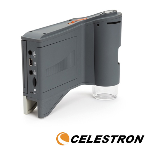 MICROSCOP DIGITAL CELESTRON FLIPVIEW 5MP