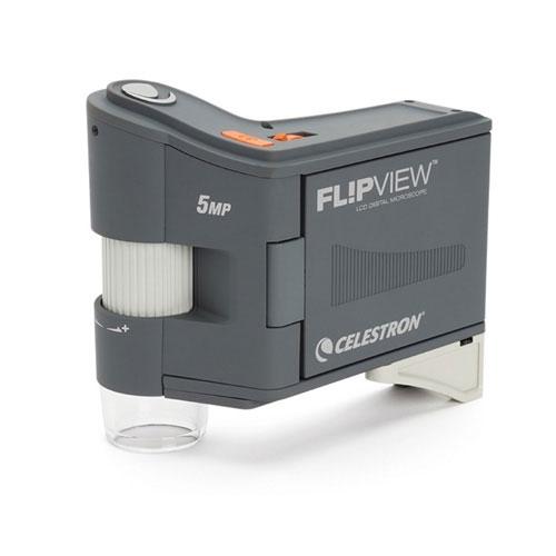 Microscop digital Celestron FlipView 5MP imagine spy-shop.ro 2021