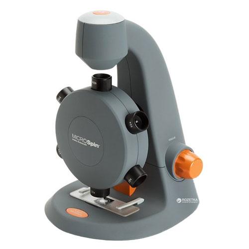 Microscop digital Celestron Microspin 2MP imagine spy-shop.ro 2021