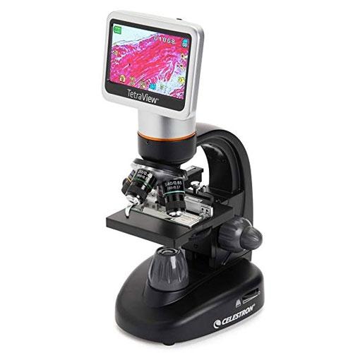 Microscop digital LCD Celestron TetraView imagine spy-shop.ro 2021