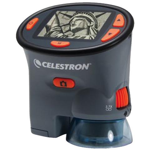 Microscop digital LCD compact Celestron 44311 imagine spy-shop.ro 2021