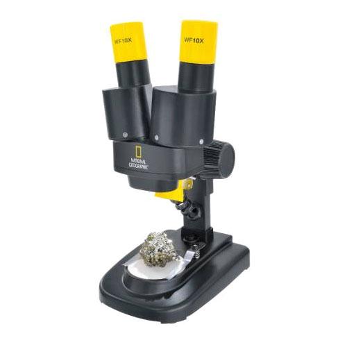 MICROSCOP OPTIC 20X NATIONAL GEOGRAPHIC 9119000