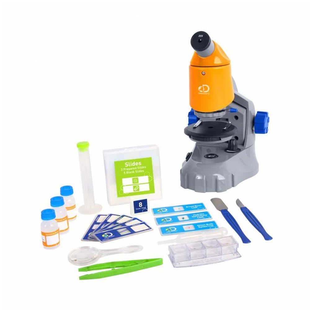 Microscop optic Discovery Adventures 4400800 20-800x