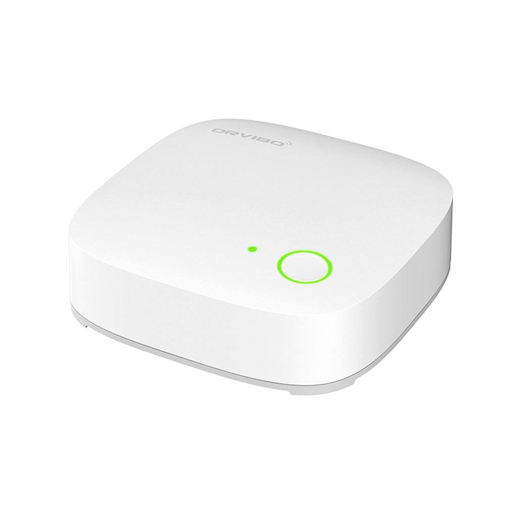 Unitate de control Orvibo Wi-Fi Mini hub VS20ZW, protocol ZigBee, 2.4 GHz imagine