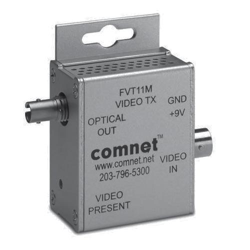MINI TRANSMITATOR VIDEO COMNET FVT11M