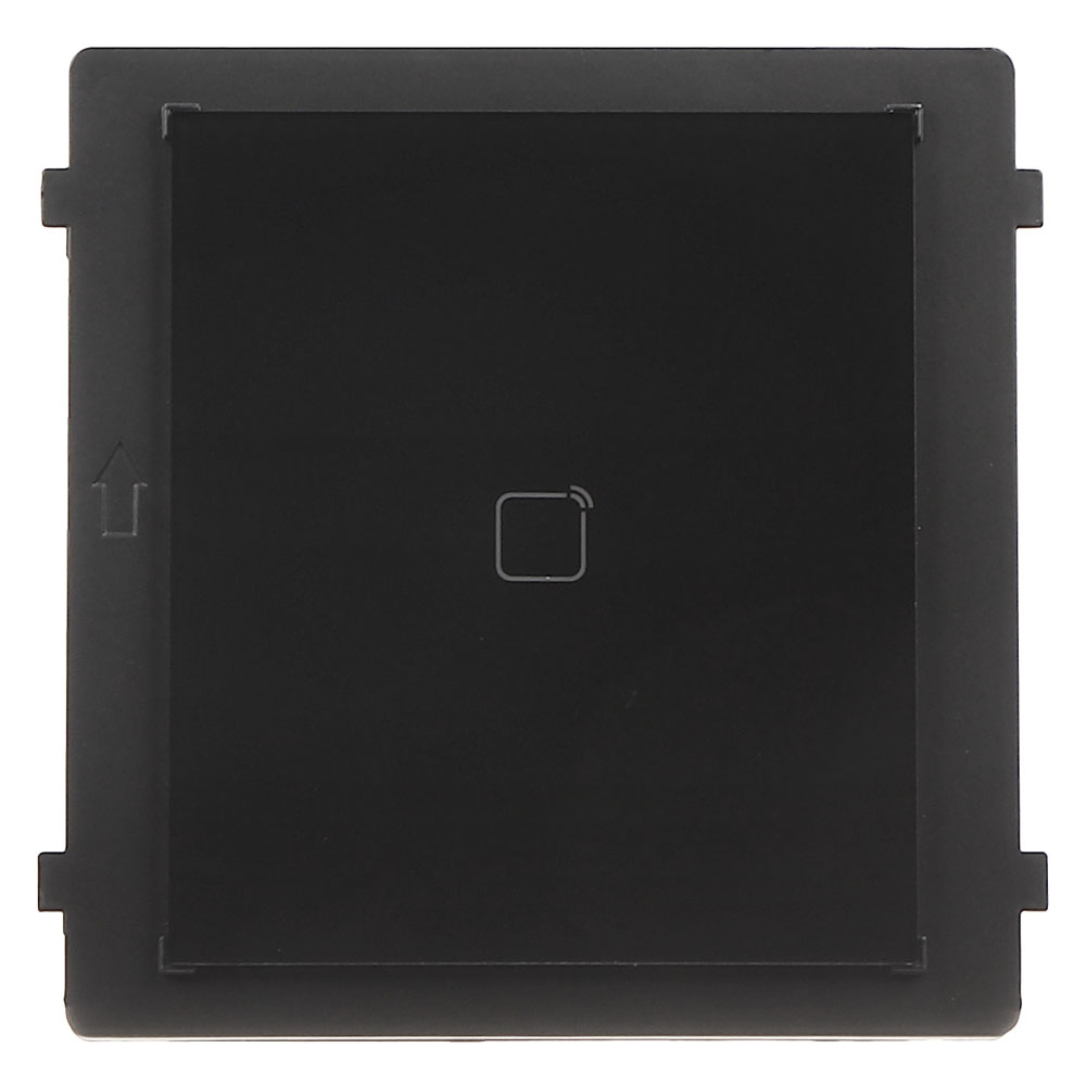 Modul cititor carduri pentru videointerfon HIKVISION DS-KD-E, EM, 12 V, aparent/ingropat