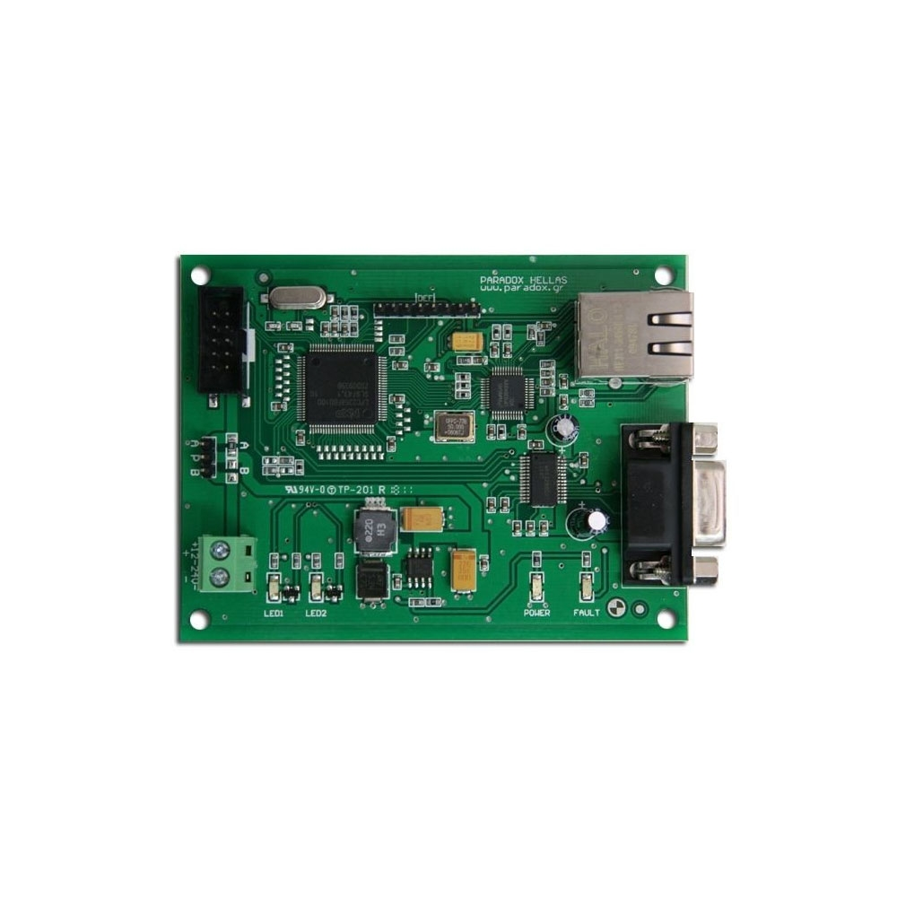 Modul comunicatie TCP/IP PH Svesis SRTCP-IP, compatibil centrala SmartX