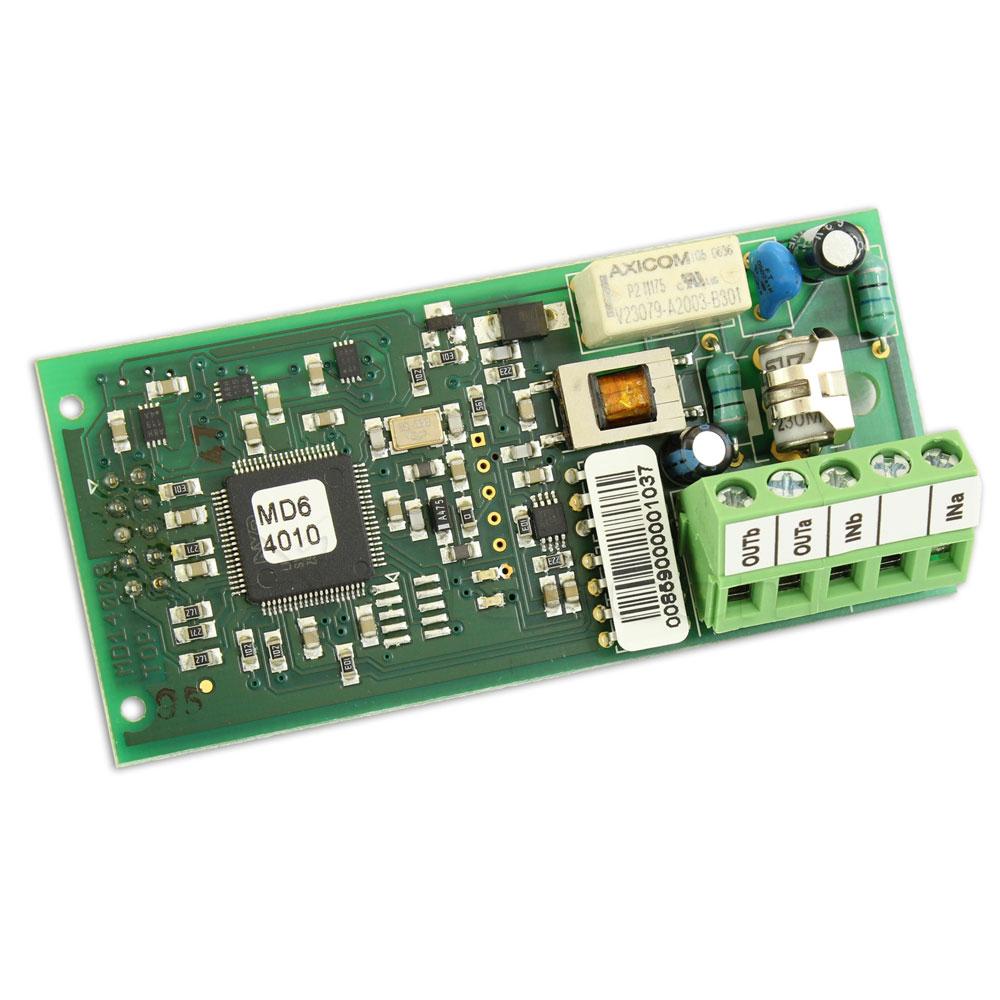 Modul comunicator telefonic PSTN JABLOTRON 100 JA-190X, DTMF, CID, SIA imagine spy-shop.ro 2021