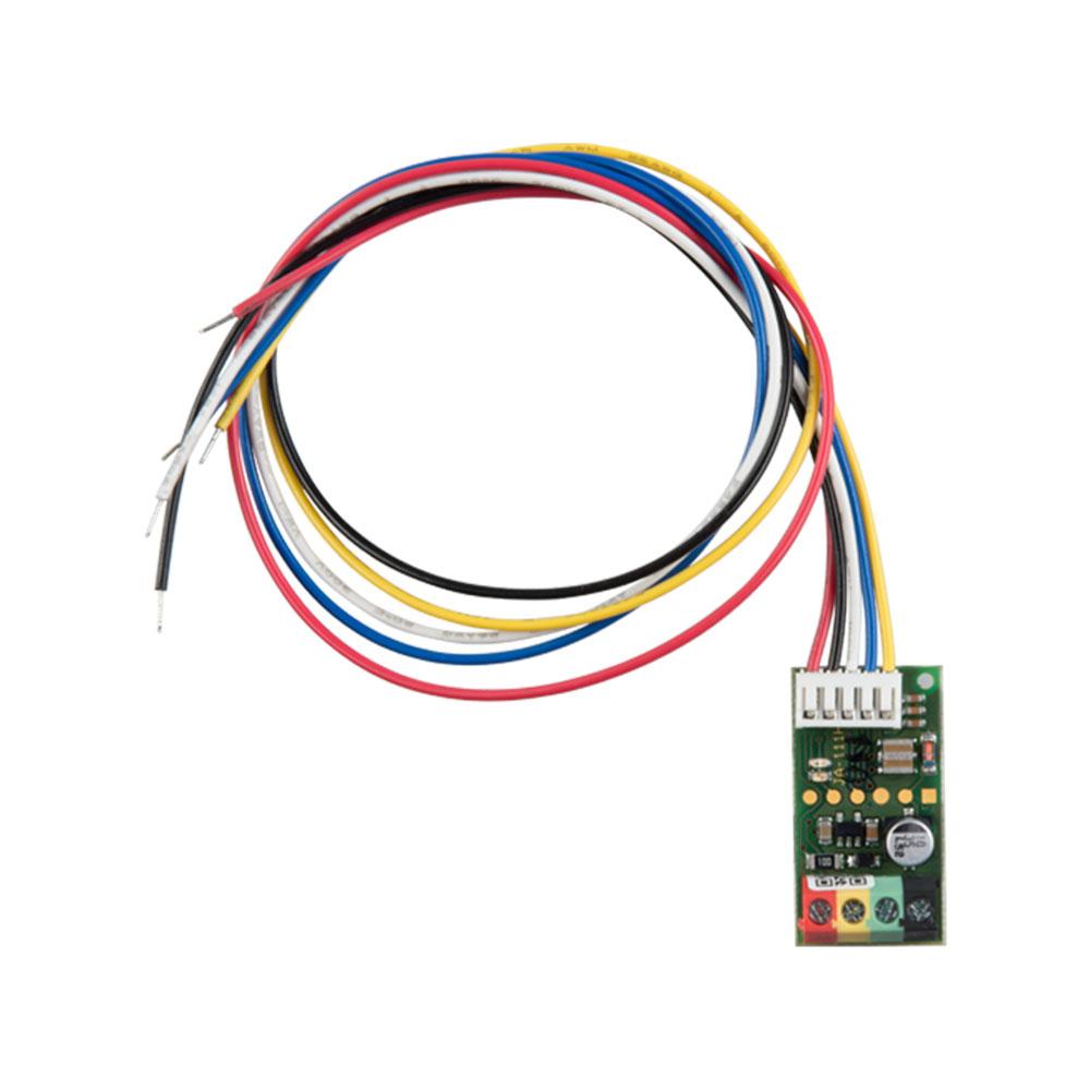 Modul conectare detector cablat Jablotron 100+ JA-111H-TRB, 3 intrari, control iesiri PG, alimentare pe BUS