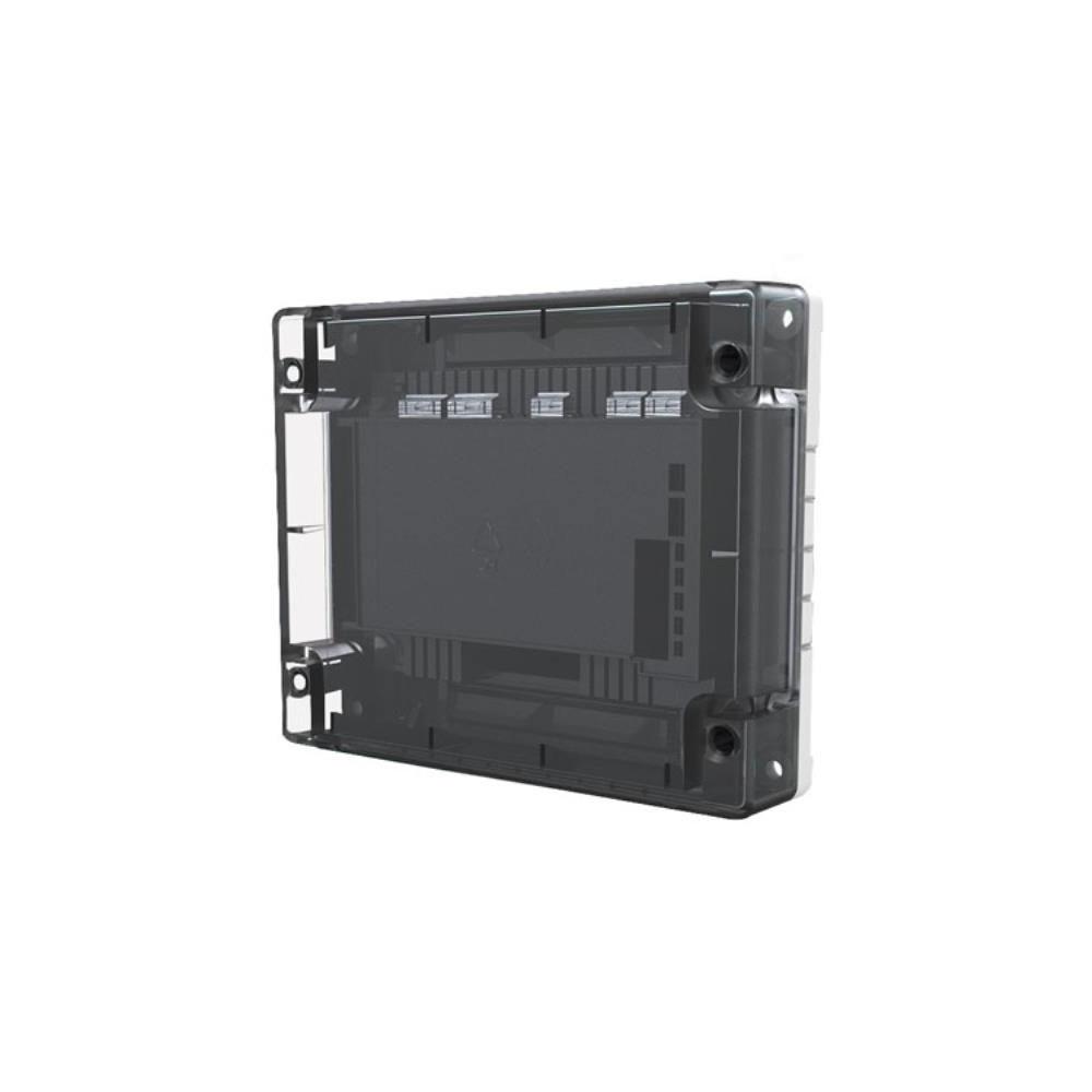 Modul monitorizare analog-adresabil 2 zone ANTI-EX cu izolator la scurt-circuit Hochiki ESPIntelligent CHQ-DZM(SCI)-IS, 40 detectori, comutatoare DIL imagine spy-shop.ro 2021