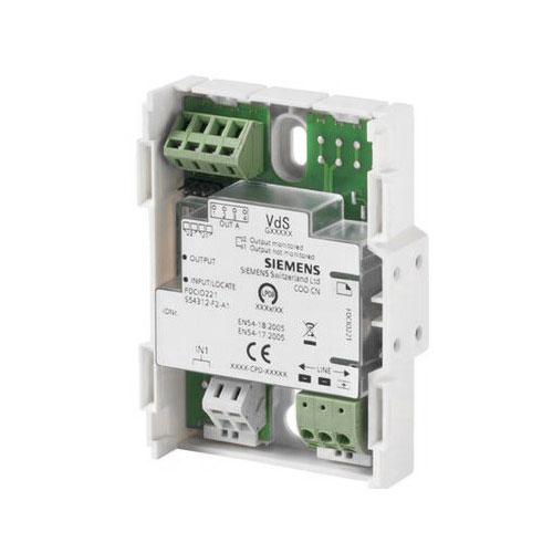 Modul cu 1 intrare/iesire adresabila Siemens FDCIO221 imagine spy-shop.ro 2021