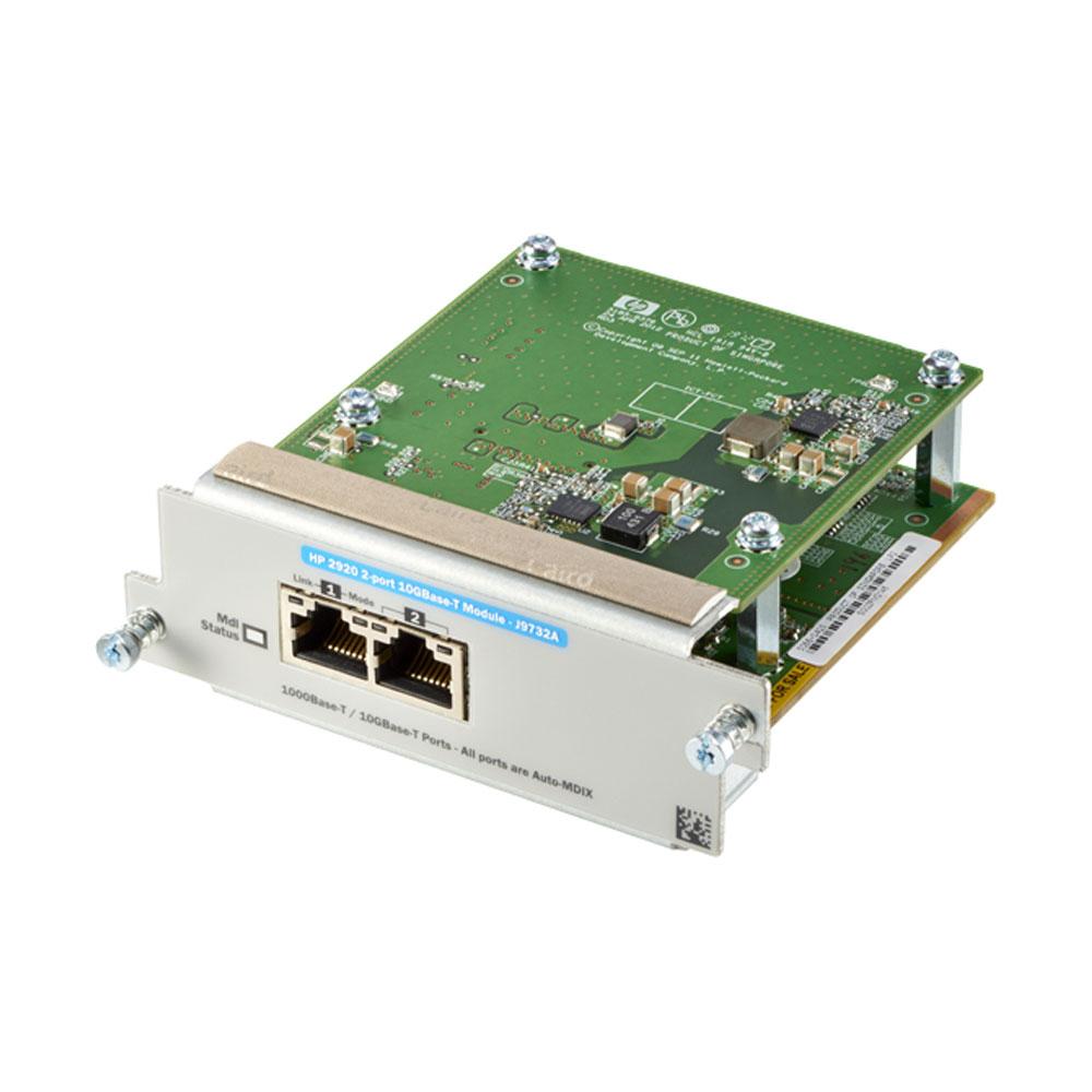 Modul cu 2 porturi Aruba J9732A, pentru switch-uri seria 2920, 10 Gbps