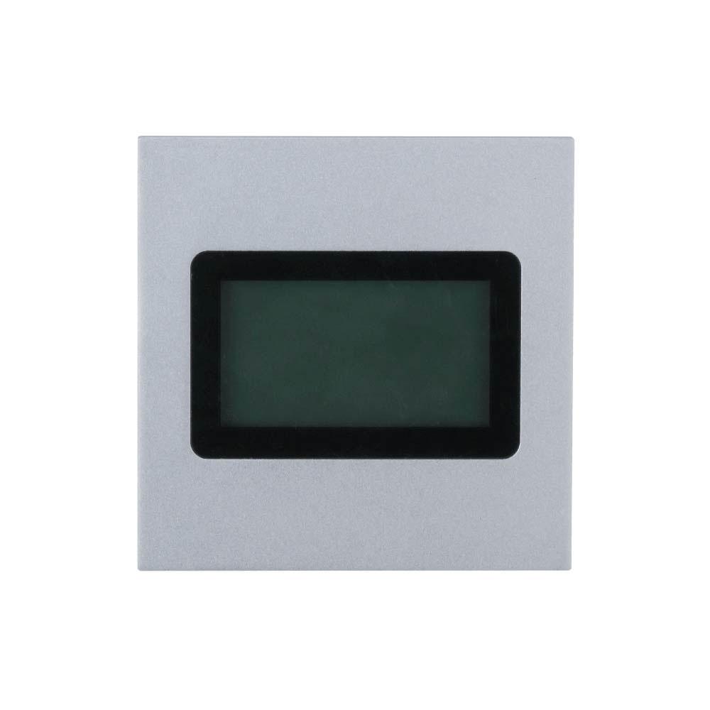 Modul cu ecran pentru videointerfon IP de exterior Dahua VTO4202F-MS, 3 inch, aparent/ingropat, 5 V DC imagine spy-shop.ro 2021