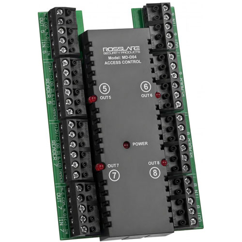 Modul de acces Rosslare MD 04, 12 V imagine spy-shop.ro 2021