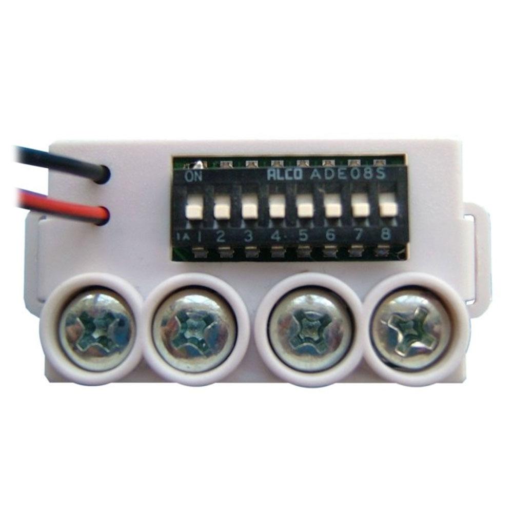 Modul de adresare pentru detector de fum/temperatura Global Fire MAM WHITE imagine spy-shop.ro 2021