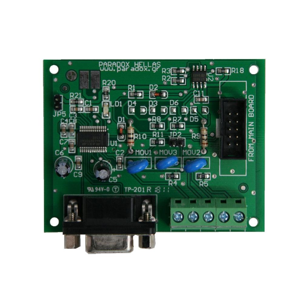 Modul de comunicatie RS23/485 PH Svesis MRS23/485, 5 VDC, 500 m, compatibil Matrix2000 imagine spy-shop.ro 2021