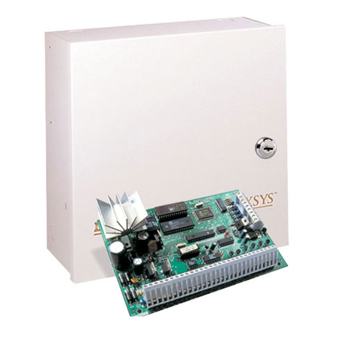 Modul de control acces DSC PC 4820, 1500 carduri, 64 nivele de acces imagine spy-shop.ro 2021