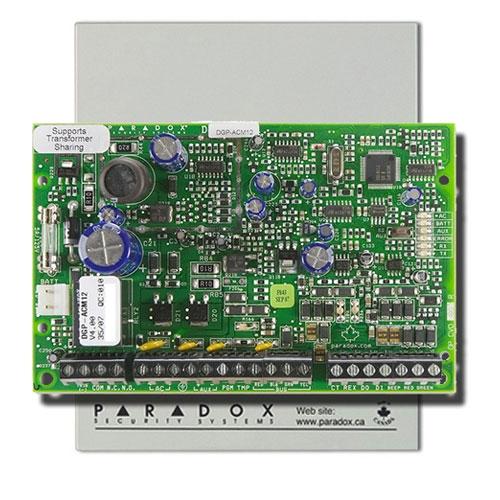 Modul de control acces Paradox ACM12 + Carcasa metalica cu traf imagine spy-shop.ro 2021