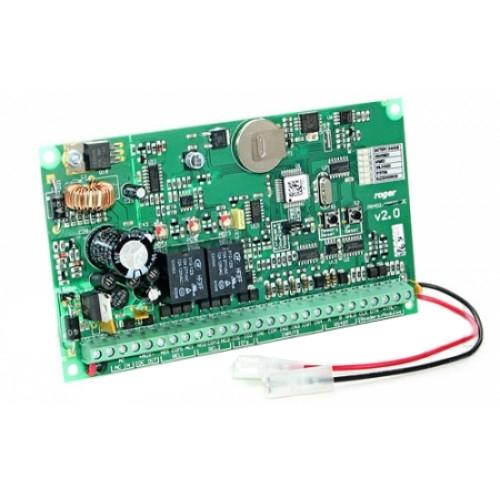 Modul de control acces pentru usa Roger Technology PR 402 BRD, 4000 utilizatori, 32000 evenimente imagine spy-shop.ro 2021