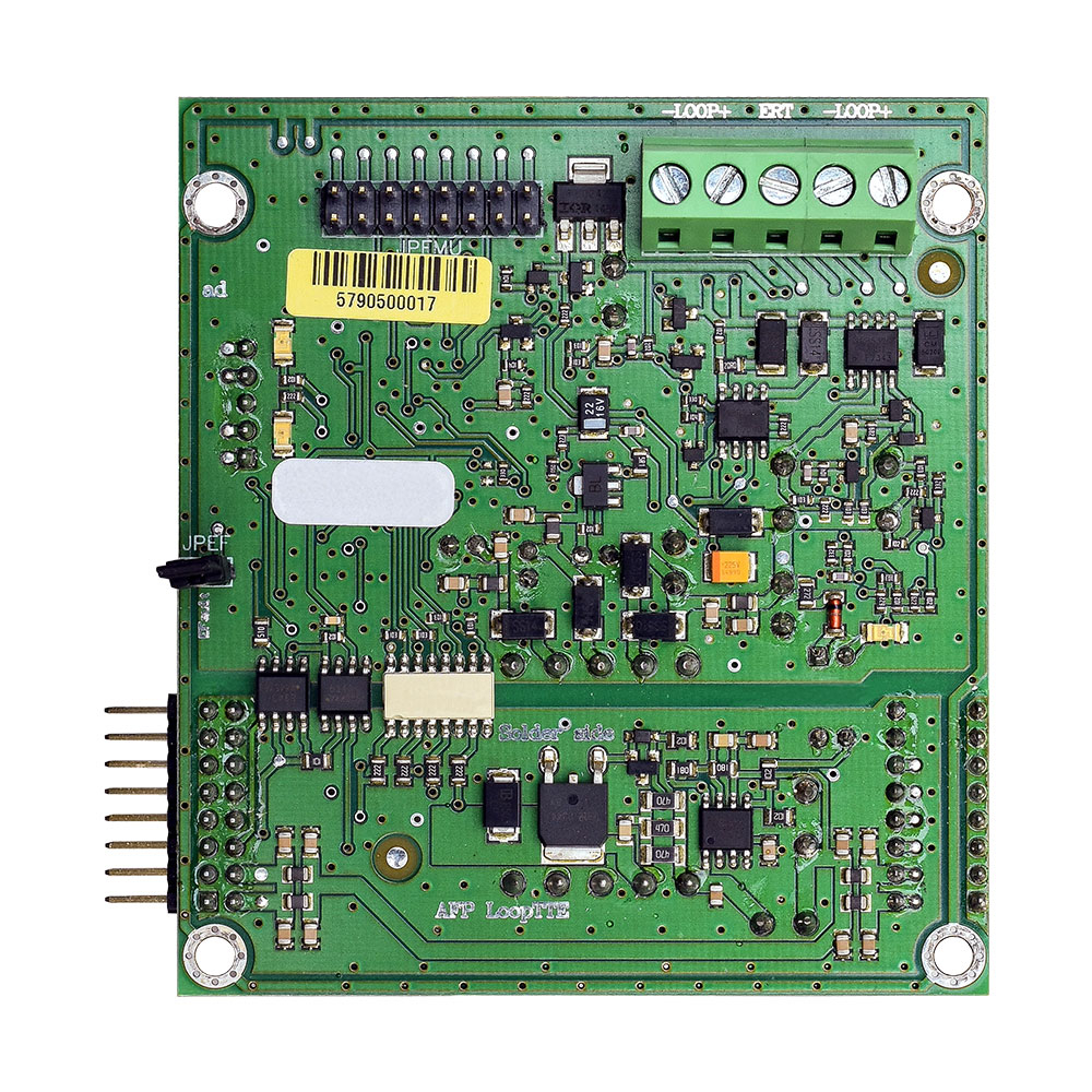 Modul de extensie 1 bucla Teletek IRIS LOOP TTE, 250 dispozitive, 0.5A imagine spy-shop.ro 2021
