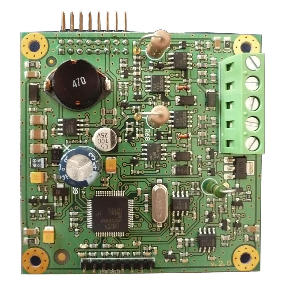 Modul de extensie 1 bucla Teletek SIMPO LOOP TTE, 250 dispozitive, 0.5A imagine spy-shop.ro 2021