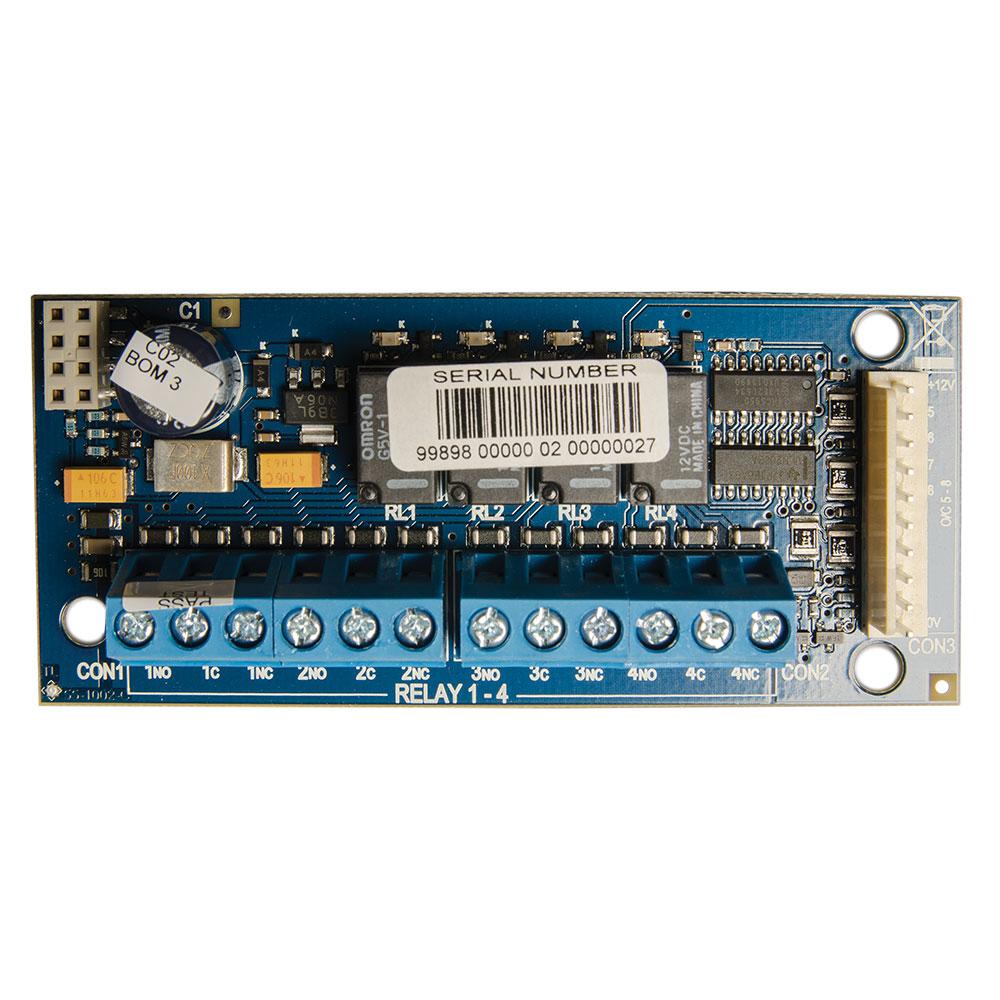 Modul de extensie 4 relee UTC Advisor Advanced ATS624, max 8 iesiri, 1A, COM/NO/NC imagine spy-shop.ro 2021