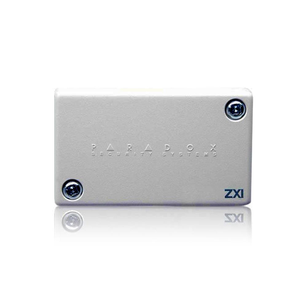 Modul de extensie Paradox ZX1, adresabil, compatibil Digiplex EVO, 1 zona/ 2 zone cu ATZ imagine spy-shop.ro 2021