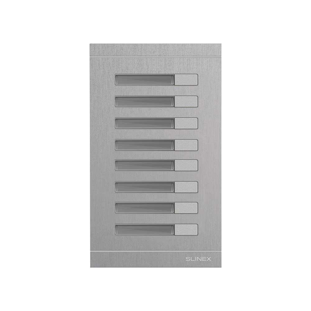 Panou extensie videointerfon Slinex MA-08, IP 65, 8 familii