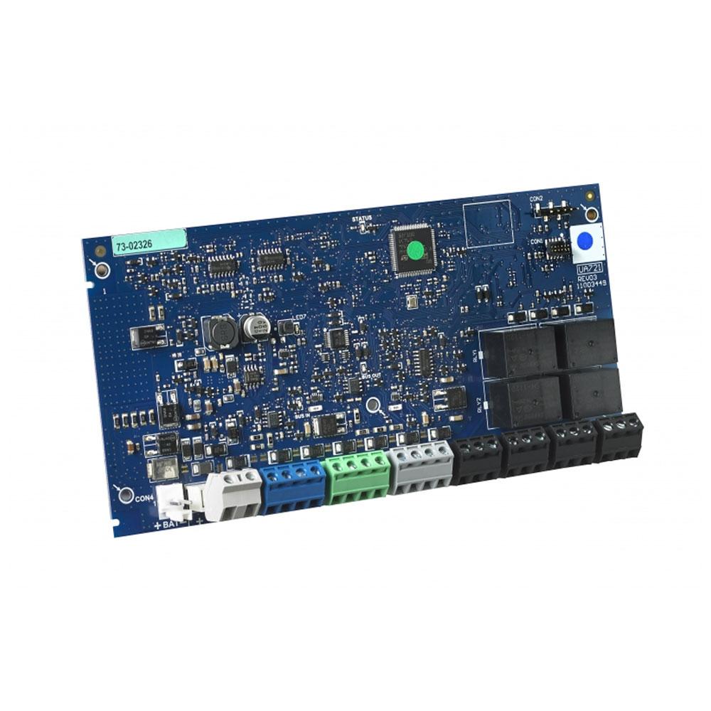 Modul de iesire 4 canale DSC PRO-HSM3204, sursa supervizata, comutare pe releu imagine spy-shop.ro 2021