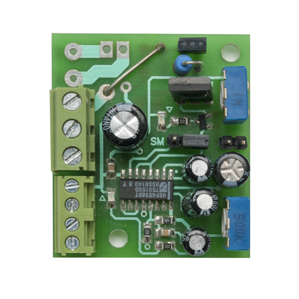 Modul de temporizare/intarziere T-100-2, 12-24 V imagine spy-shop.ro 2021