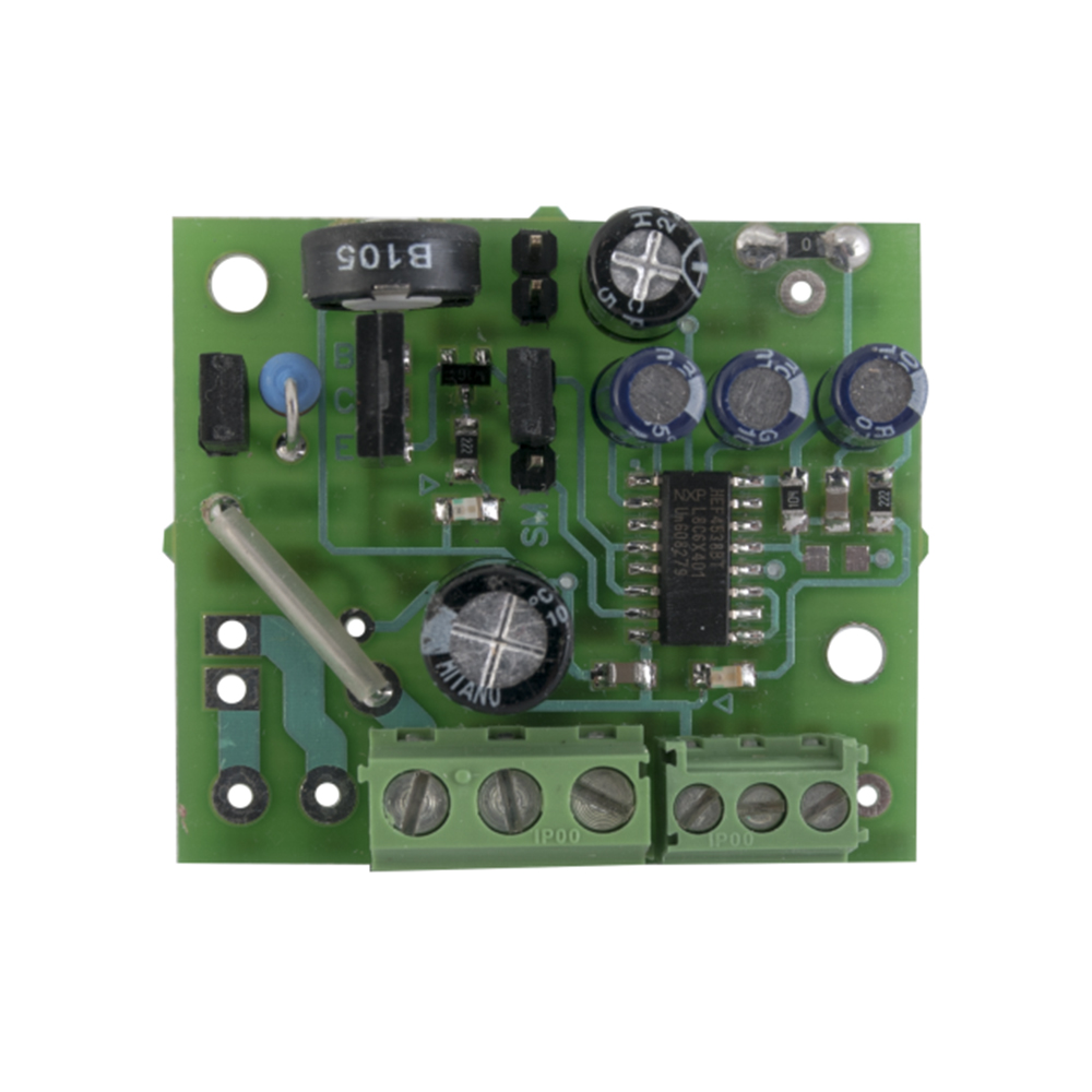 Modul de temporizare T-100-1, 0-5 min, 12-24 V imagine spy-shop.ro 2021