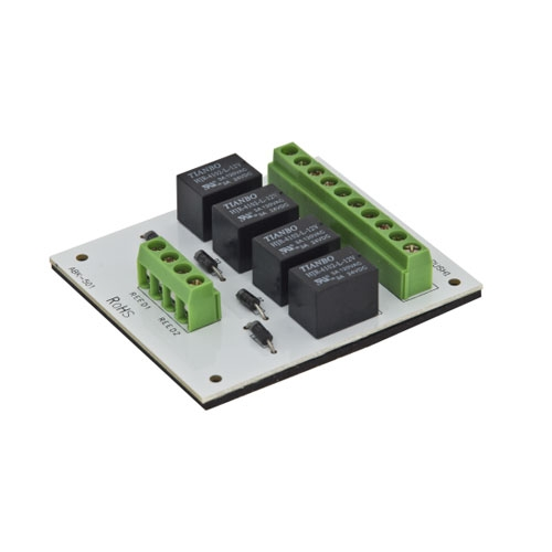 Modul electronic PCB-501, 2 usi imagine spy-shop.ro 2021