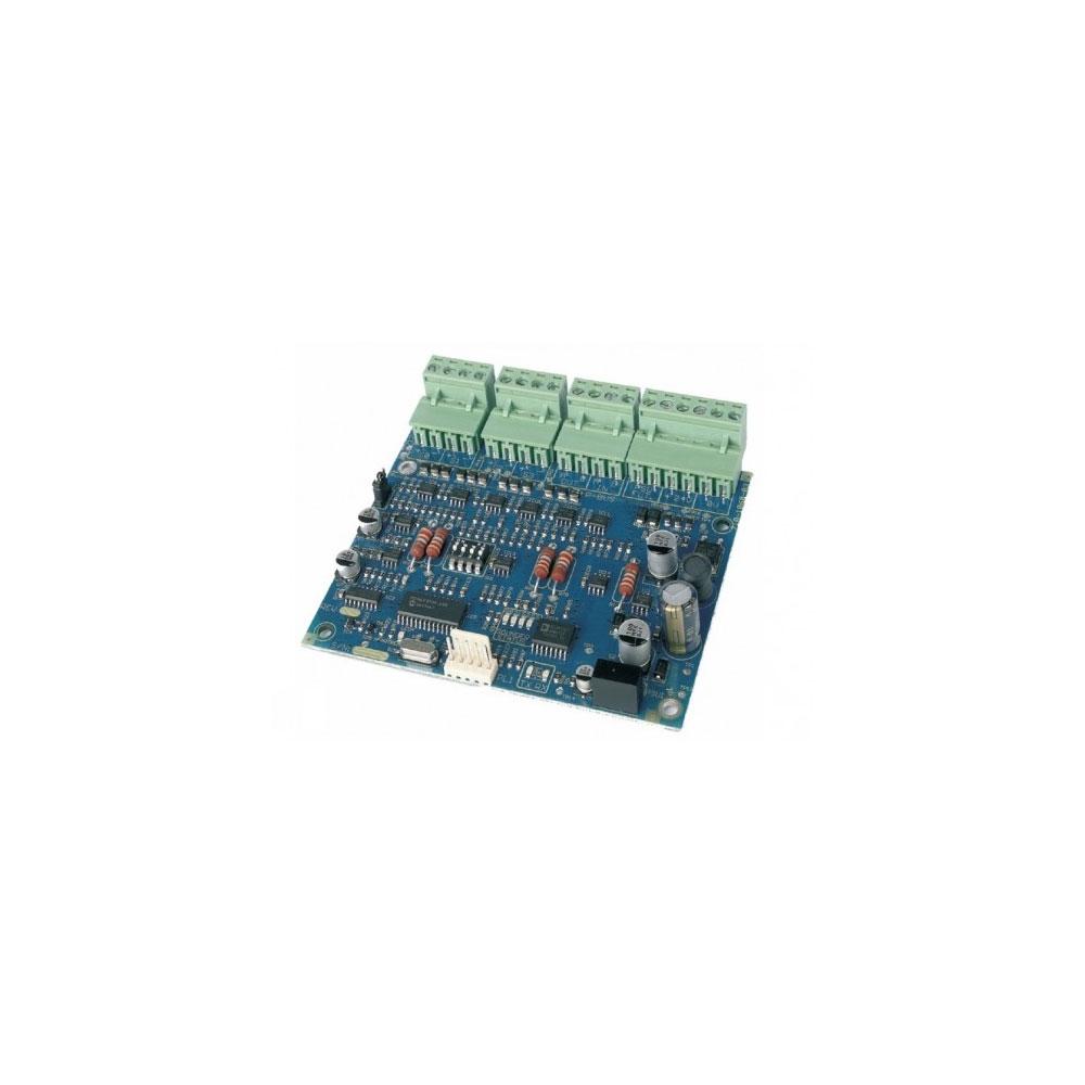 Modul extensie pentru sirene Advanced MXP-034 (F), 4 iesiri programabile, instalat