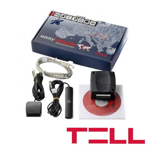 MODUL GPS AUTO CU ANTENA GSM TELL EASY TRACK