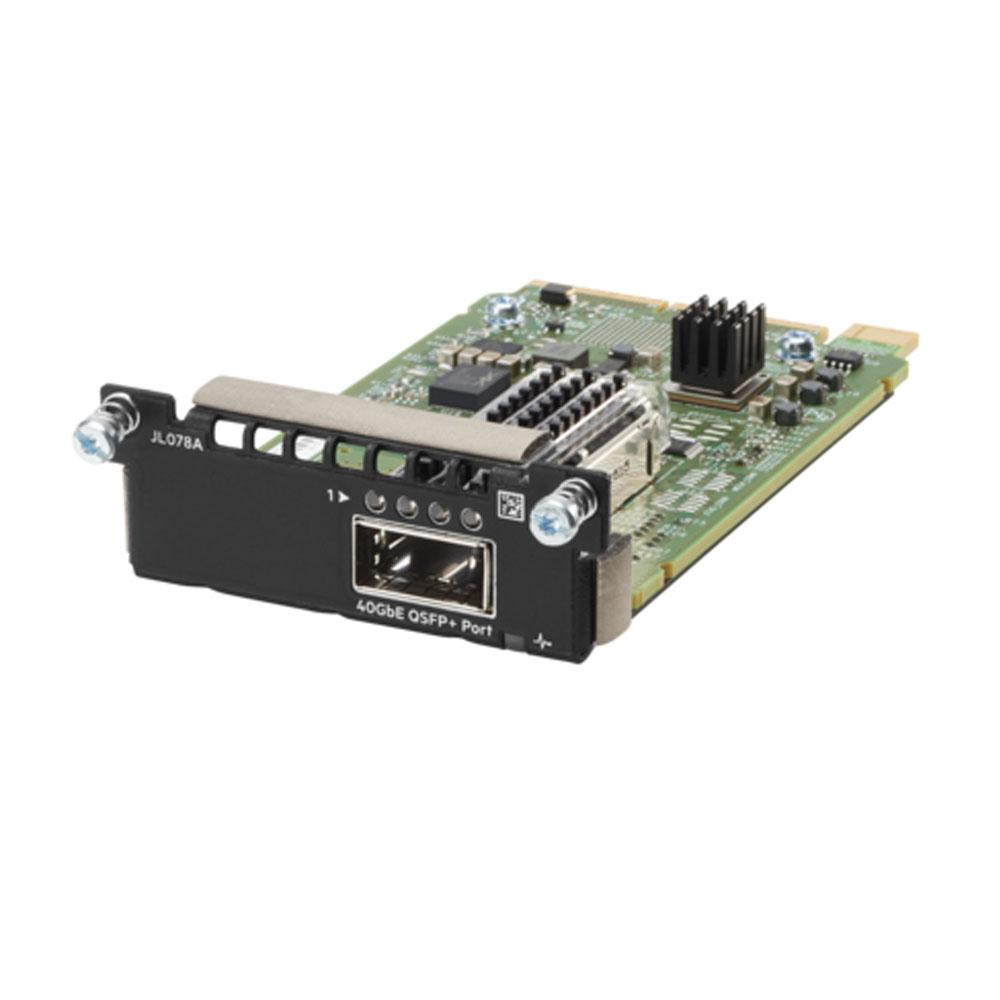 Modul HP Aruba JL078A, 3810M, 1 port, QSFP+, 40 Gbps